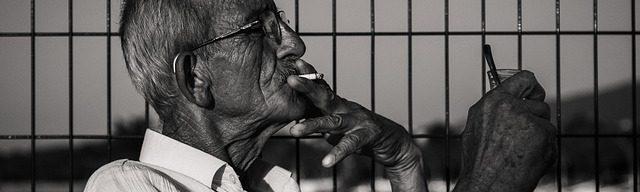 Relación del tabaquismo con el desequilibrio de la película lagrimal