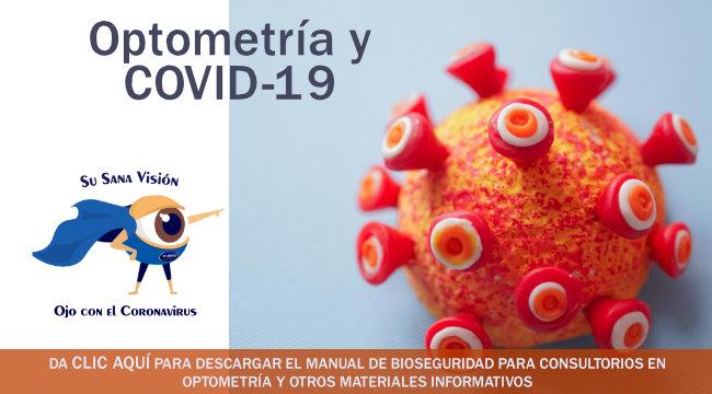 Optometría y COVID